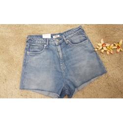 Short de Pepe Jeans, de tiro alto para chica