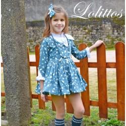 Vestido de la Coleccion Parrulo de Lolittos