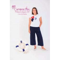 Conjunto de la Coleccion Teen Mariñas de Carmencitas