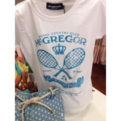 Camiseta de MC Gregor niña