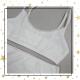 Muda de comunion para niña, camiseta y braguita