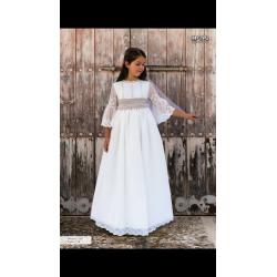 Vestido de comunion de la firma Cora