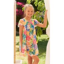 Vestido de baño, de la coleccion Loros de la firma Mari Cruz